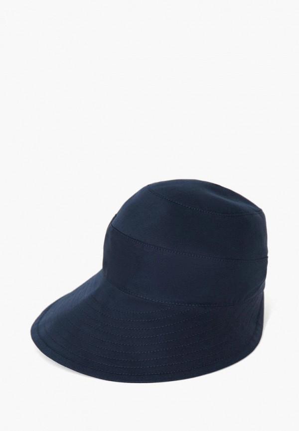 женская кепка finn flare, синяя