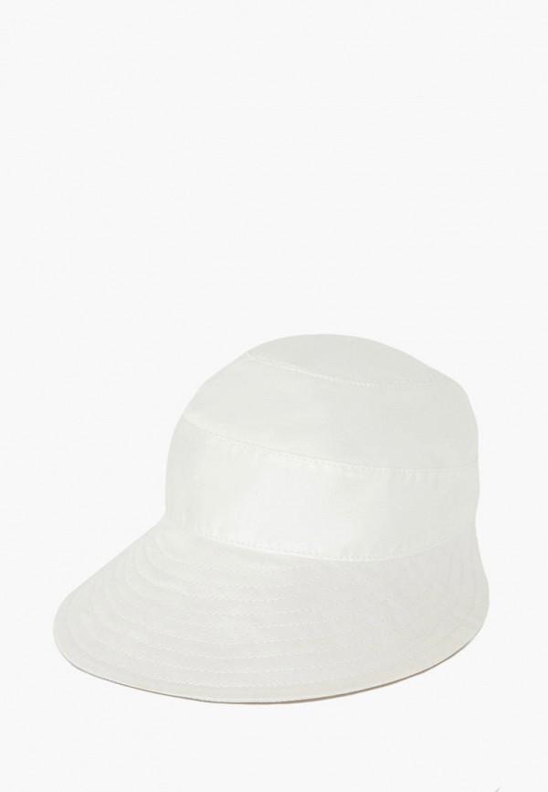 женская кепка finn flare, белая