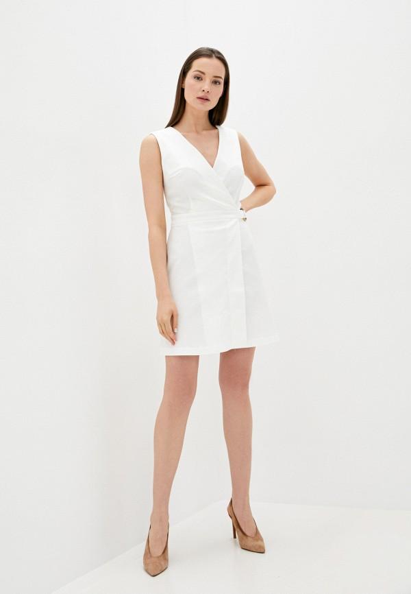 Платье Befree цвет белый  Фото 2