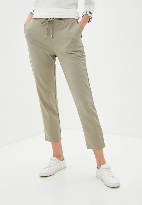 женские брюки джоггеры lc waikiki, хаки