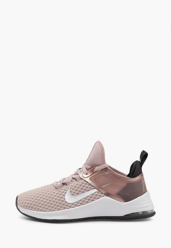 женские кроссовки nike, розовые