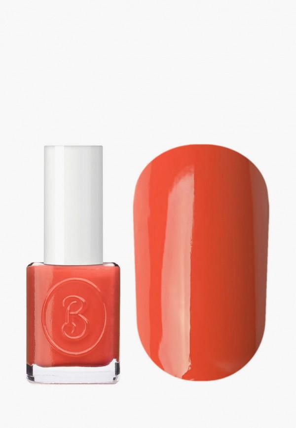 женский лак для ногтей berenice, оранжевый