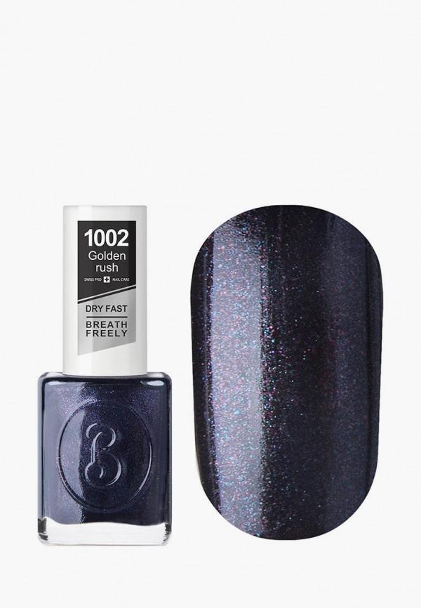женский лак для ногтей berenice, синий