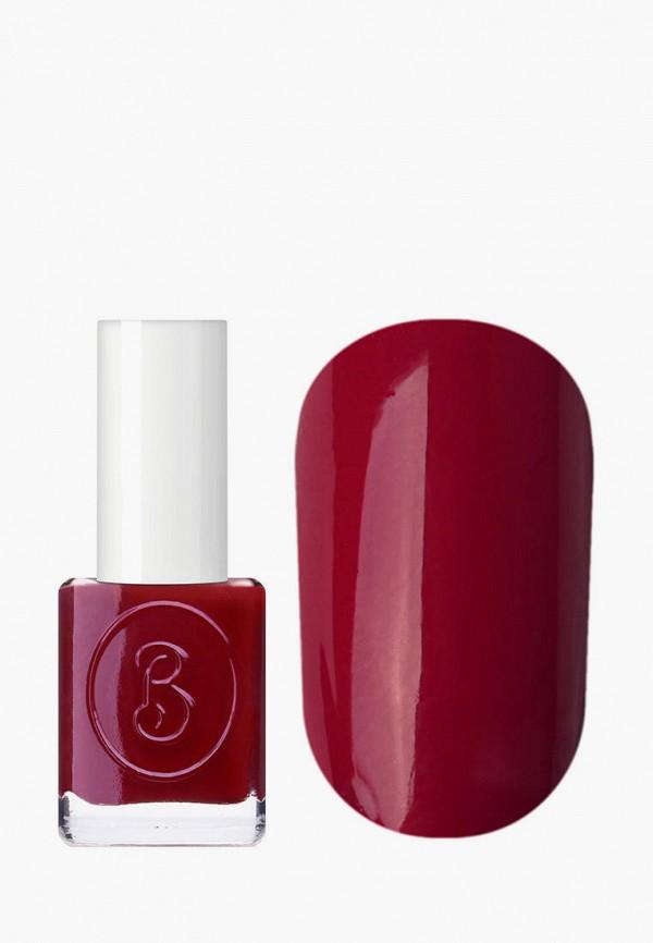 женский лак для ногтей berenice, бордовый