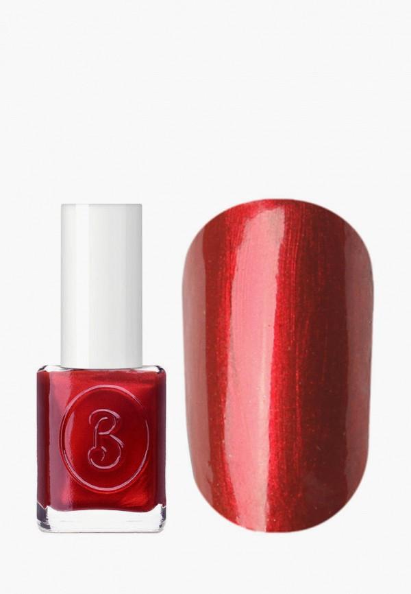 женский лак для ногтей berenice, красный