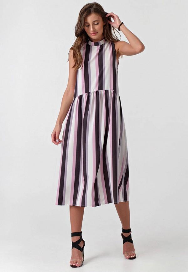 женское повседневные платье fly, разноцветное