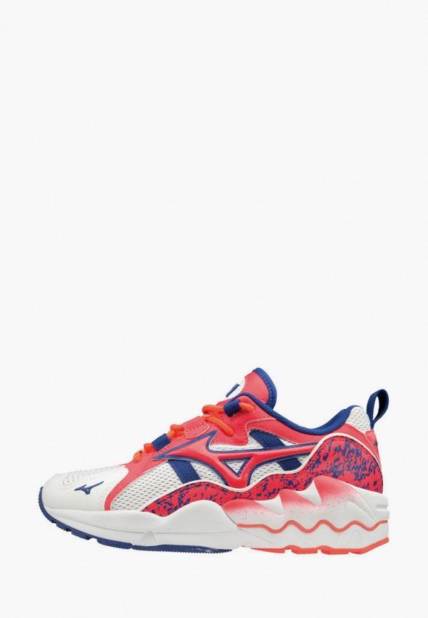 женские кроссовки mizuno, разноцветные