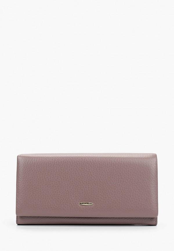 женский кошелёк barez, фиолетовый
