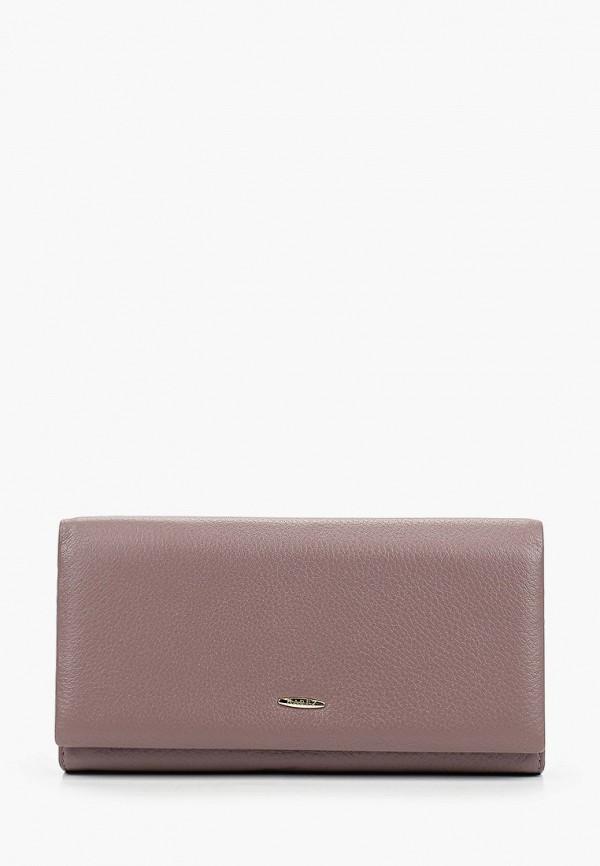 женский кошелёк barez, коричневый