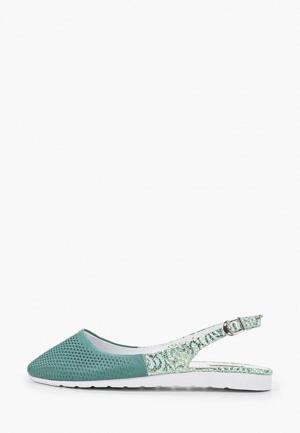 женские туфли vitacci, зеленые