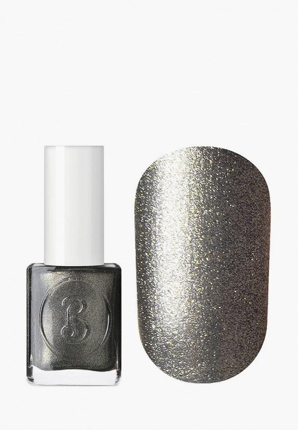 женский лак для ногтей berenice, серебряный