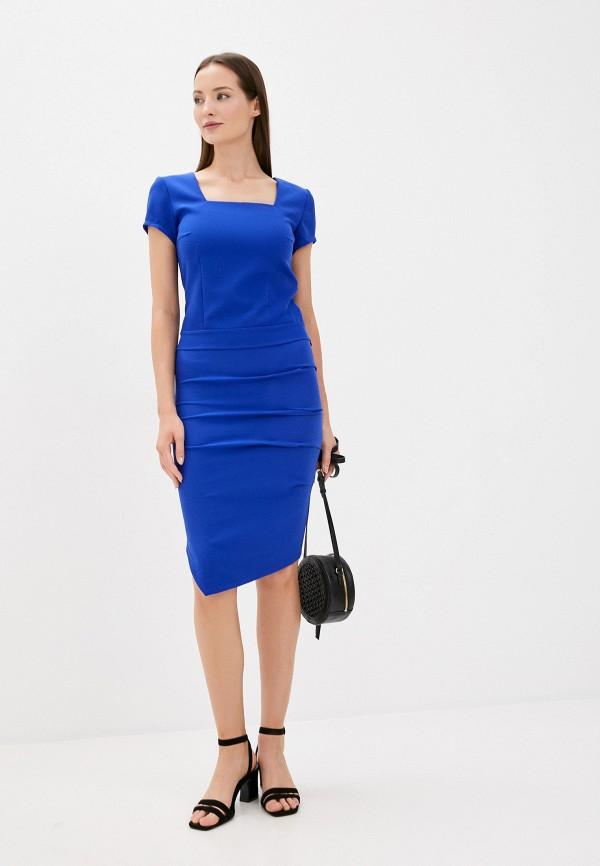 женский костюм lezzarine, синий