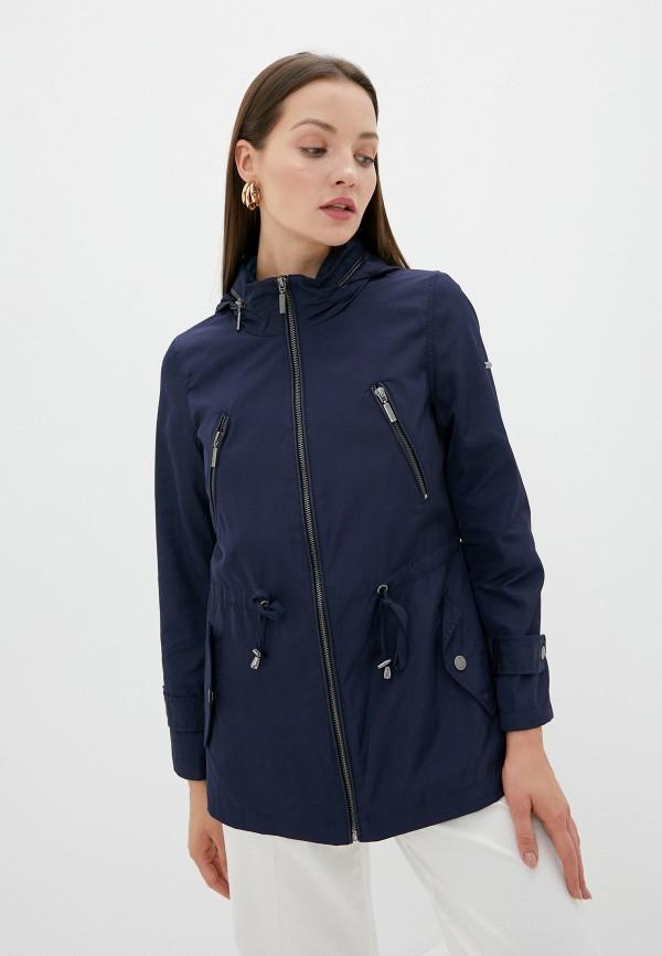 женская легкие куртка el caballo sevilla 1892, синяя