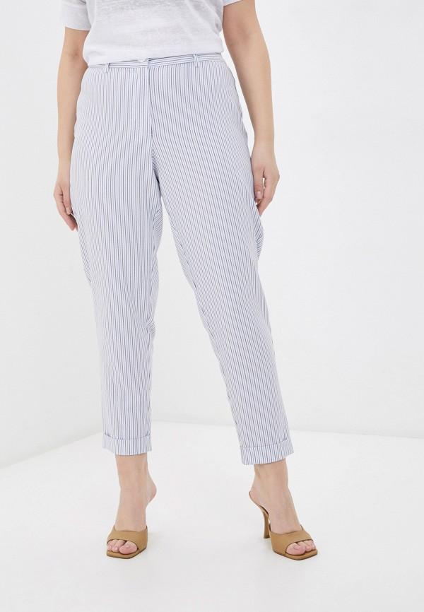 женские зауженные брюки horosha, голубые