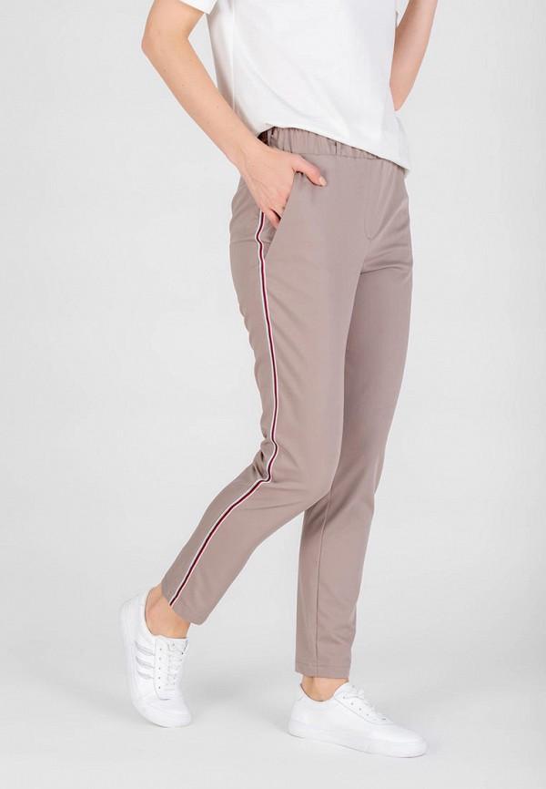 женские зауженные брюки eliseeva olesya, бежевые