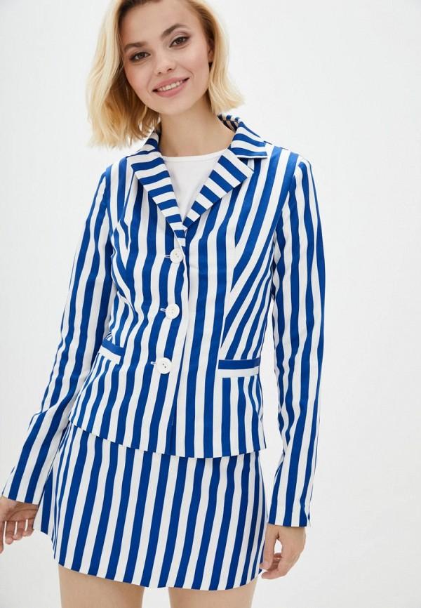 женский пиджак luzana, синий