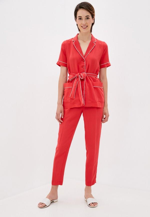 женский костюм woman ego, красный