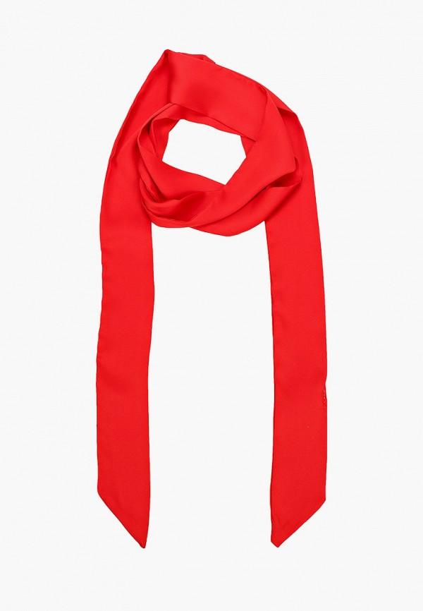 женский шарф модные истории, красный