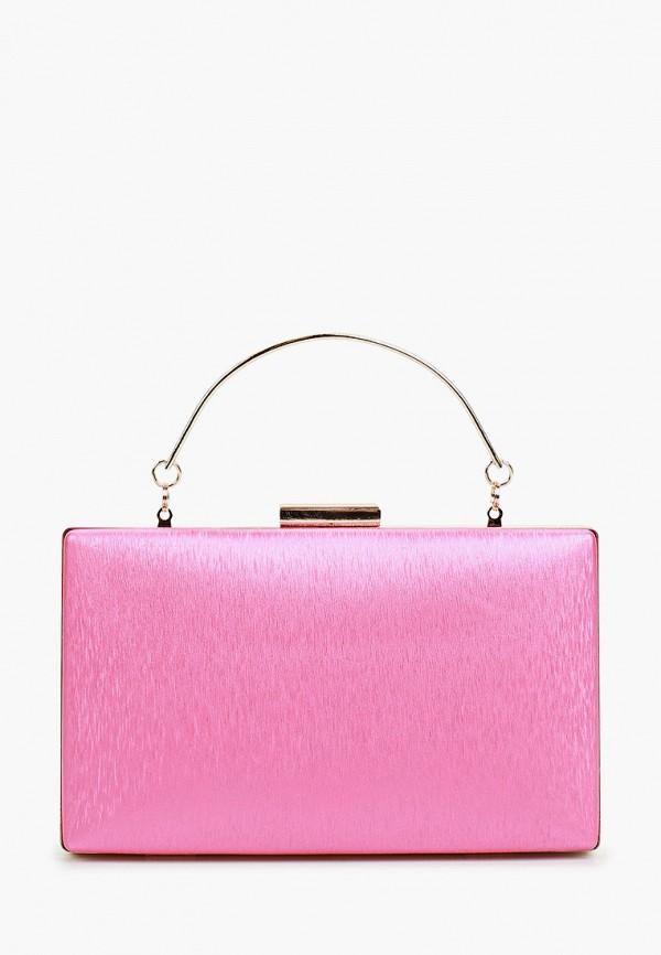 женский клатч flioraj, розовый