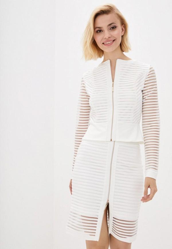 женский костюм luzana, белый