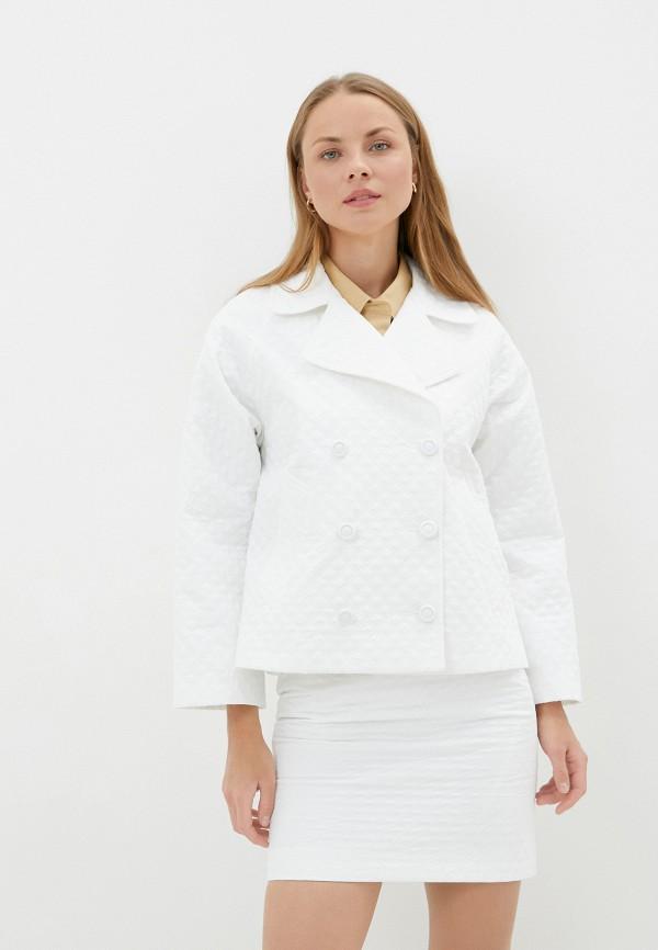 женская легкие куртка climona, белая