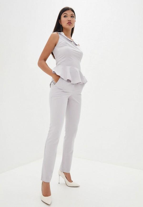 женский костюм luzana, серый
