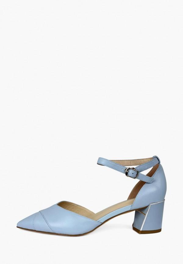 женские туфли blizzarini, голубые