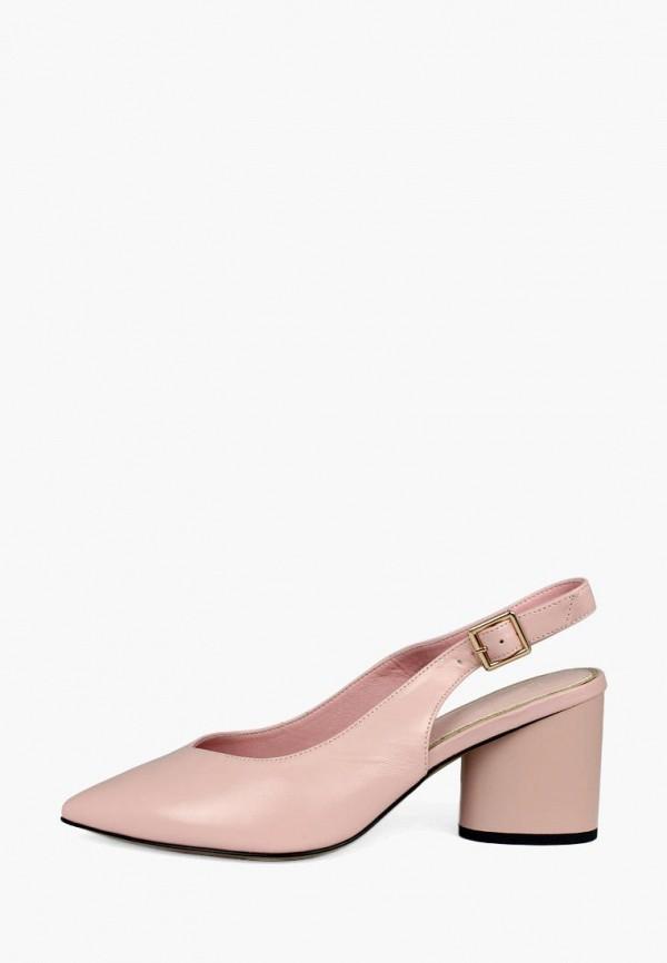 женские туфли blizzarini, розовые