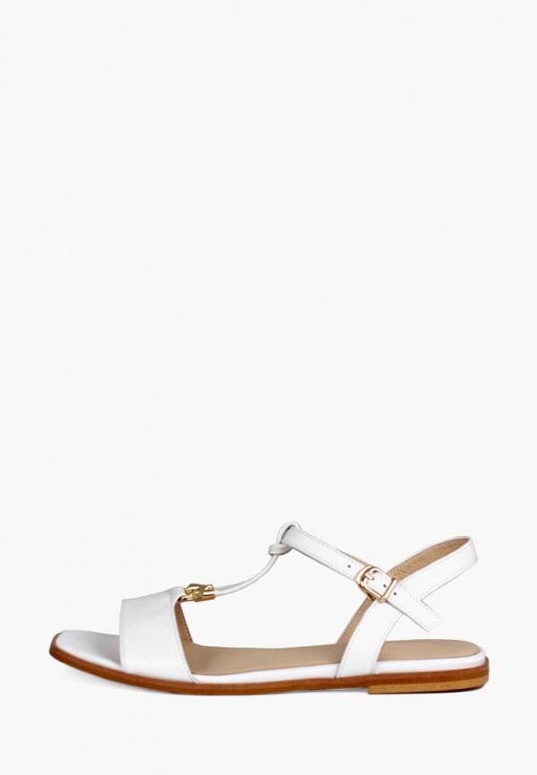 женские сандалии blizzarini, белые