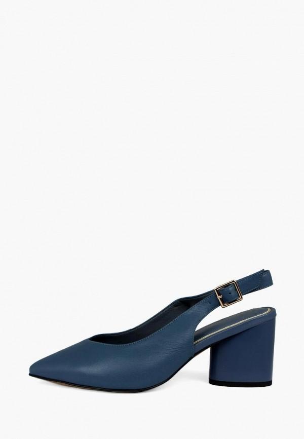 женские туфли blizzarini, синие