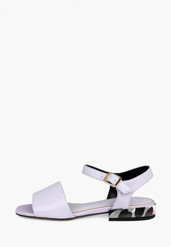 женские сандалии blizzarini, фиолетовые