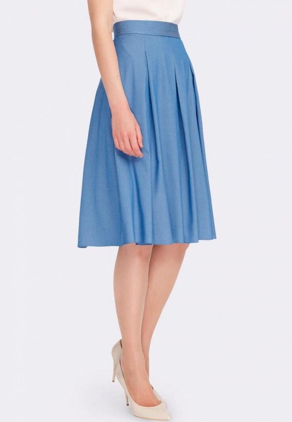 женская юбка cat orange, синяя