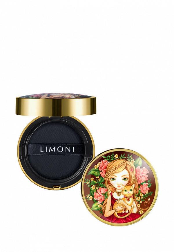 женское тональное средство limoni, бежевое