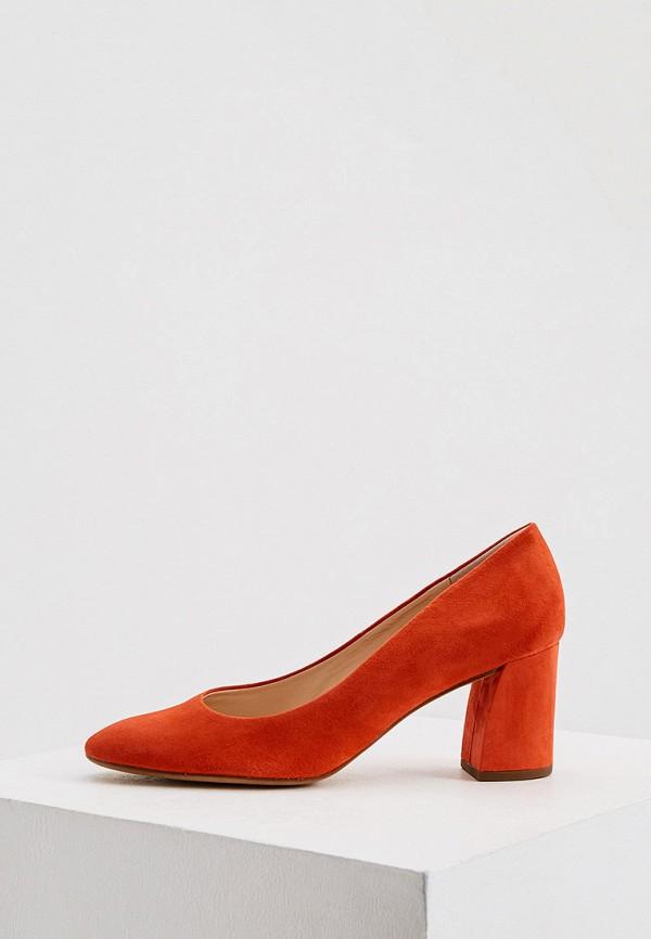 женские туфли с закрытым носом hogl