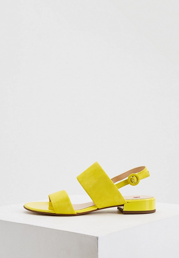 женские сандалии hogl, желтые