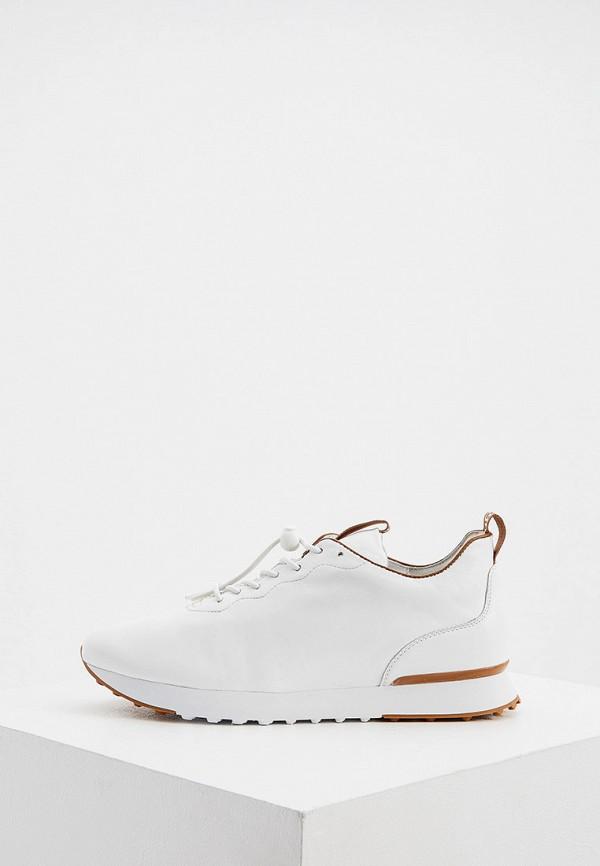 женские кроссовки hogl, белые