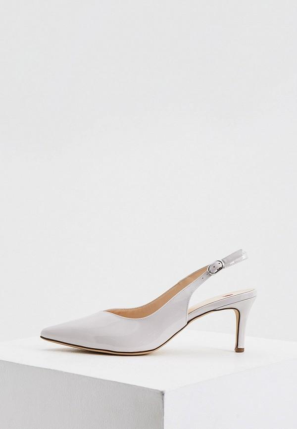женские туфли hogl, серые