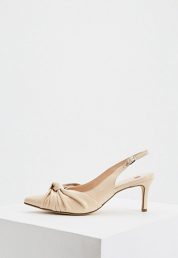 женские туфли hogl, бежевые