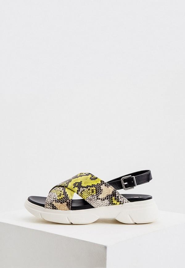 женские сандалии hogl, разноцветные