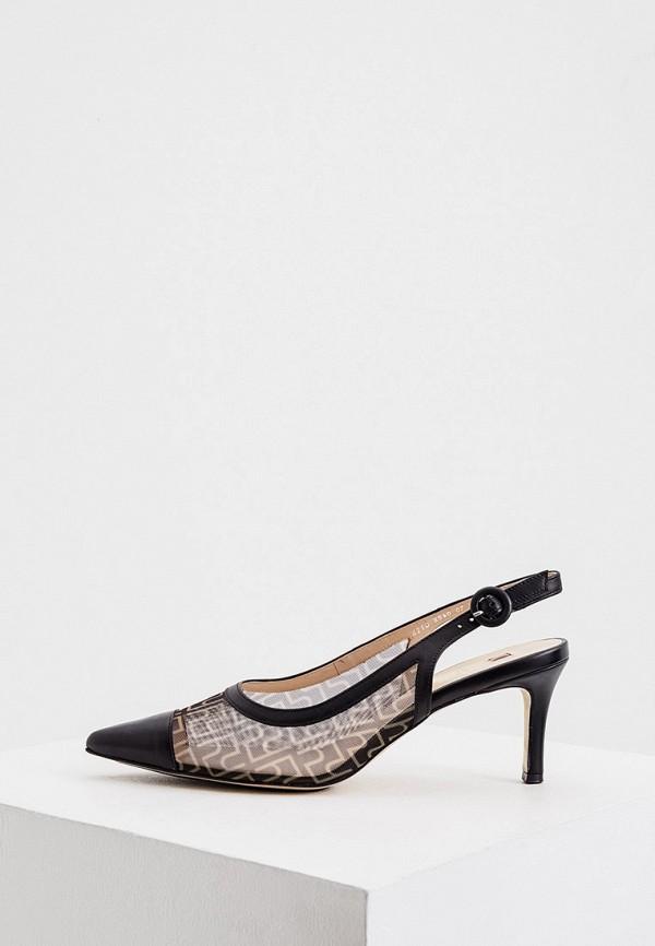 женские туфли hogl, черные
