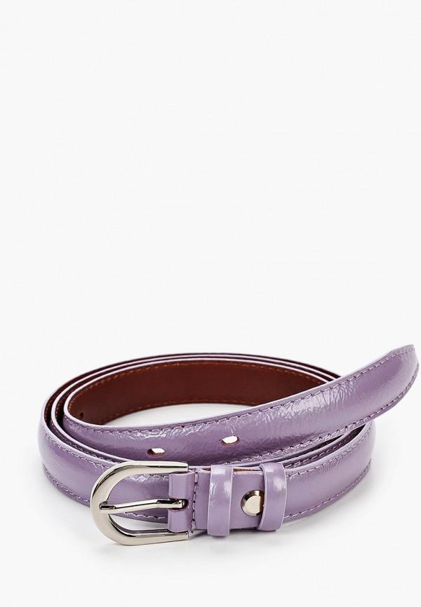 женский ремень mayerbeltts, фиолетовый