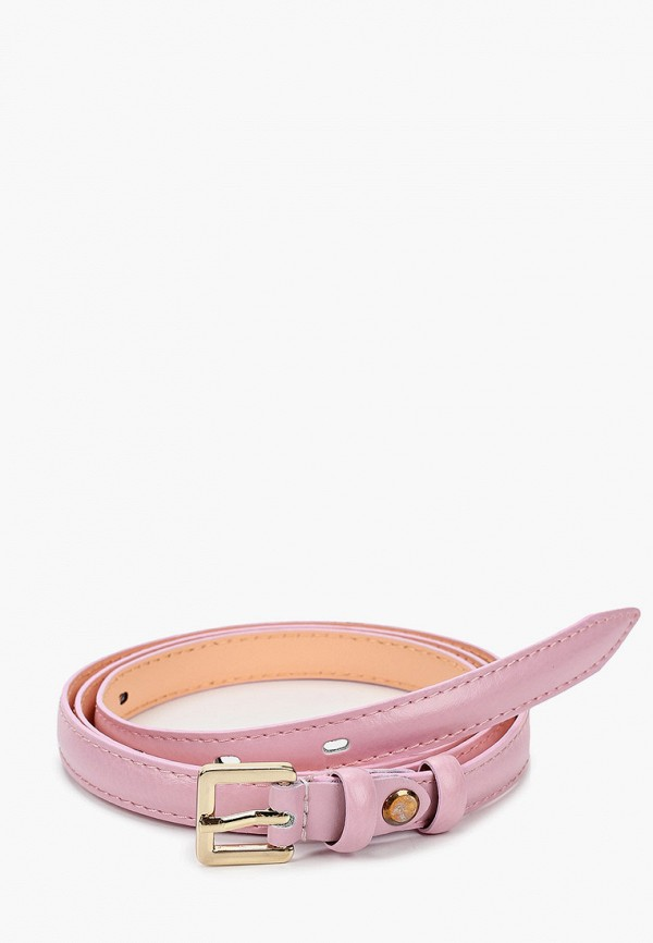 женский ремень mayerbeltts, розовый