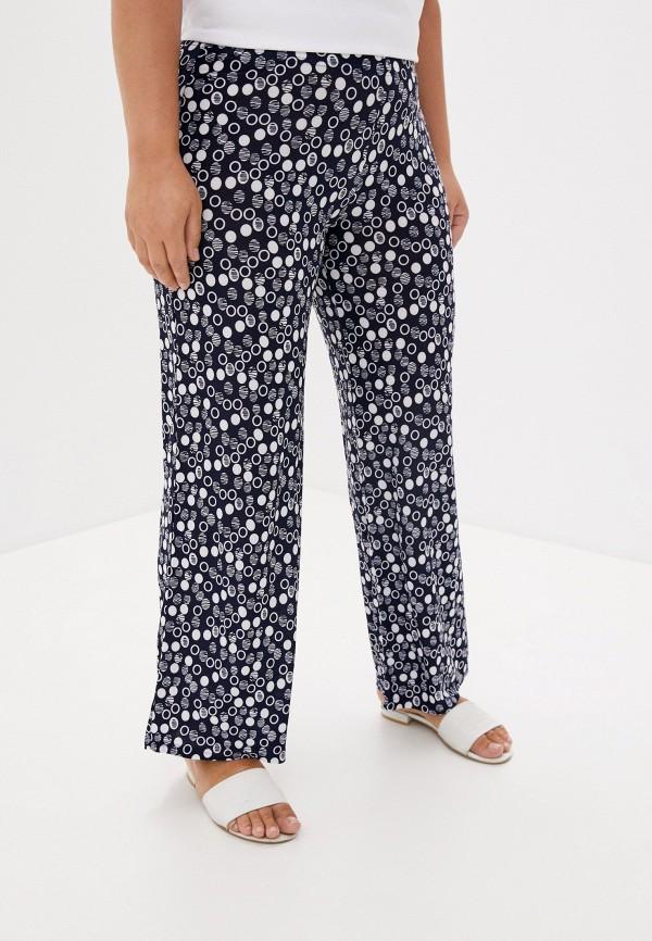 женские повседневные брюки malena, синие