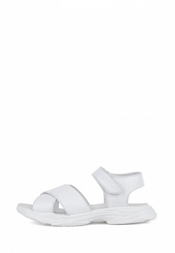 женские сандалии grace, белые