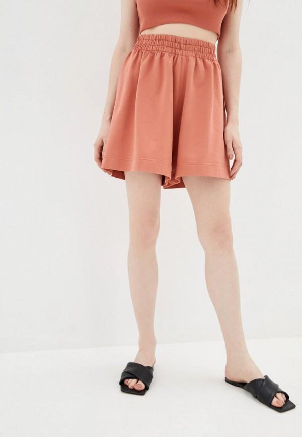 женские повседневные шорты beliq wear, бежевые