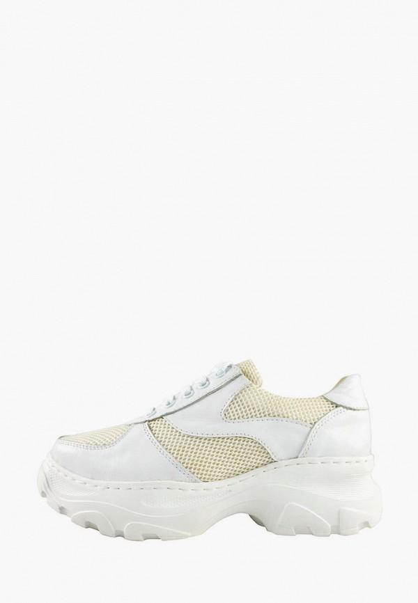 женские кроссовки libero, белые
