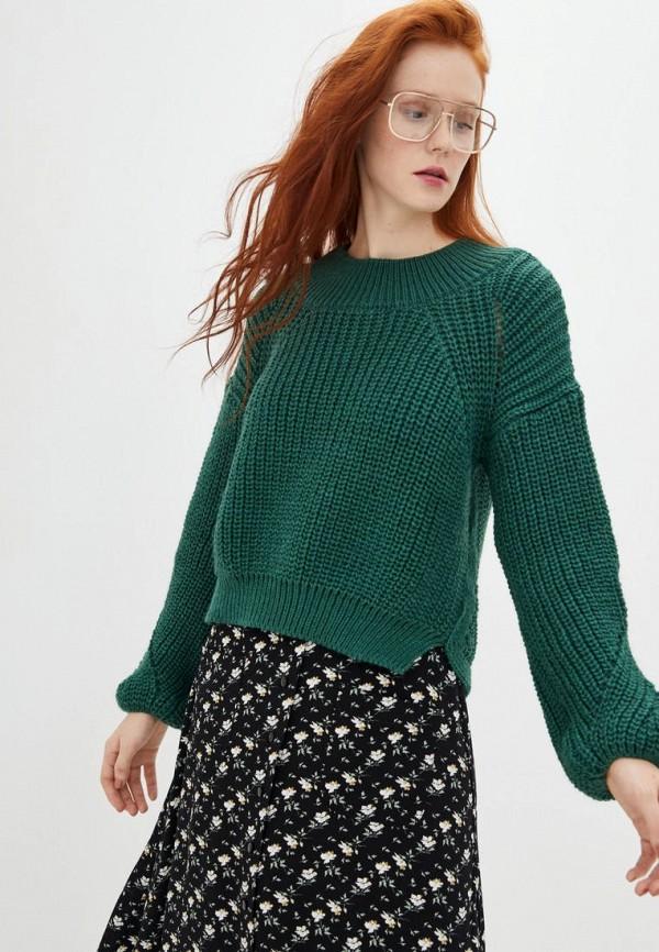 женский джемпер sewel, зеленый