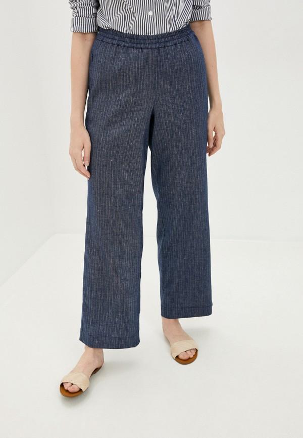 женские повседневные брюки mira rico, серые