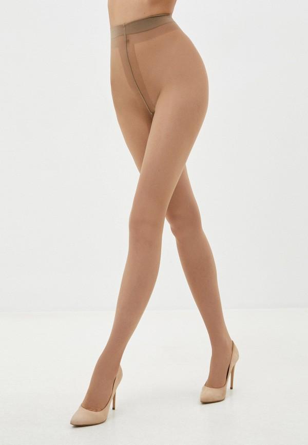 женские носки pierre cardin, бежевые