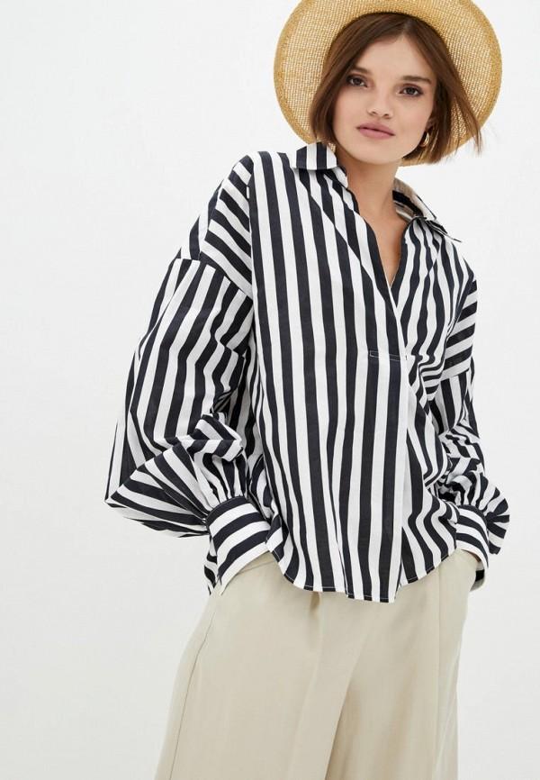 женская блузка pinko, разноцветная